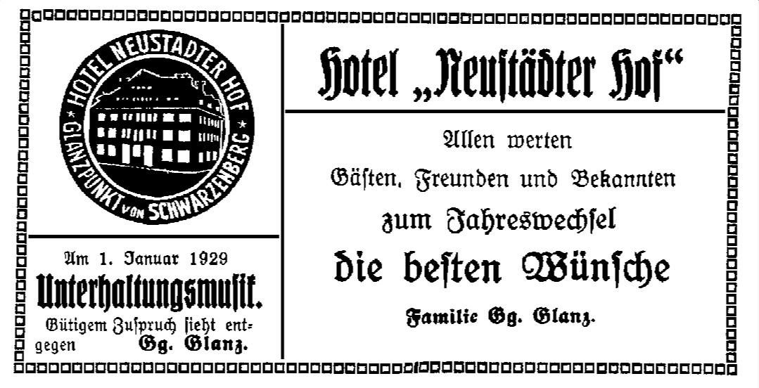 Anzeigen Neustadt Teil 1